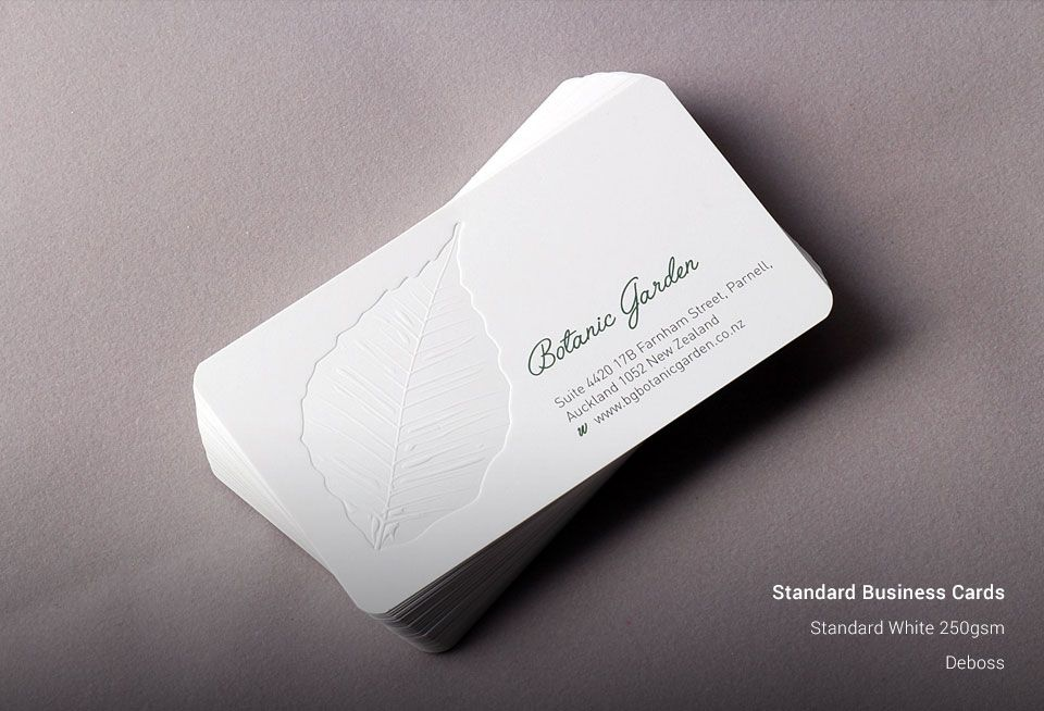 Cheapest standard business cards auckland business cards stickerdot reheart