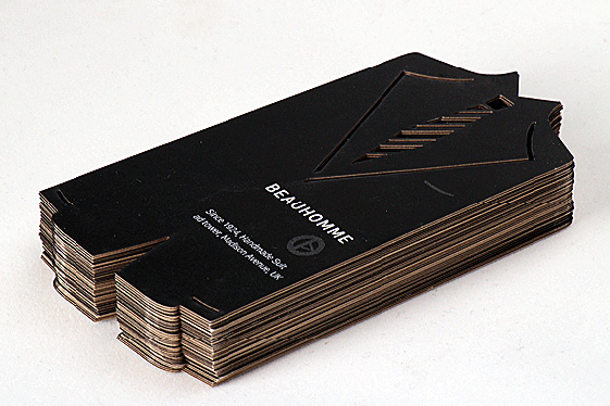 Business cards printing custom business cards nz stickerdot laser cut business cards reheart Gallery