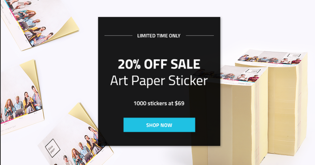Custom Stickers Cheapest Online Sticker Printing In