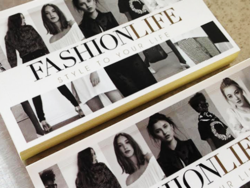 High Quality Fashionlife Custom Stickers
