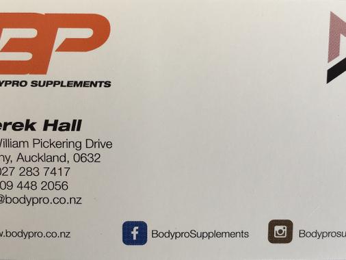 Testamonial Business cards