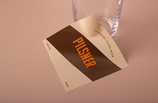 pilsner custom labels