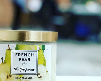 How candle labels give a better branding to The Perfumers?